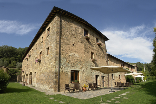 OUR PROPERTY IN TUSCANY